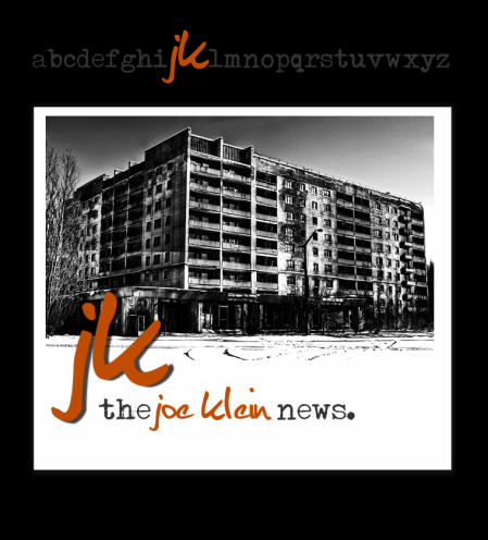 the joe klein news